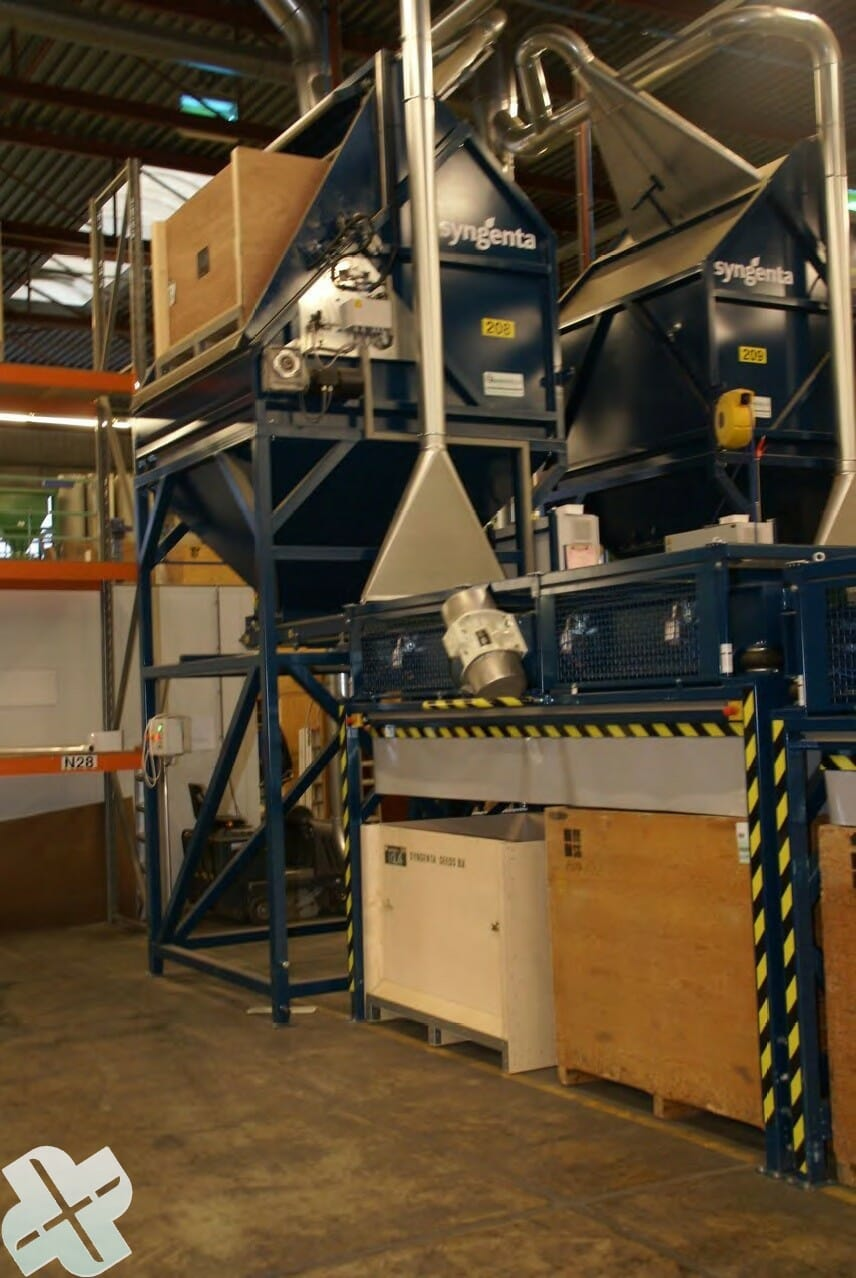 Reach out to See How Seed Processing Works